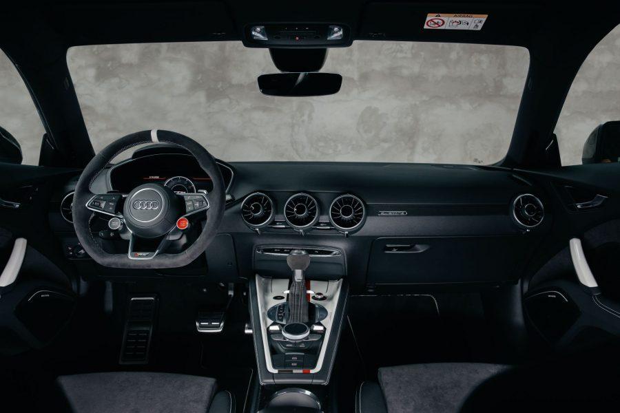 Audi TT RS: Homenaje a los 40 años de quattro 6