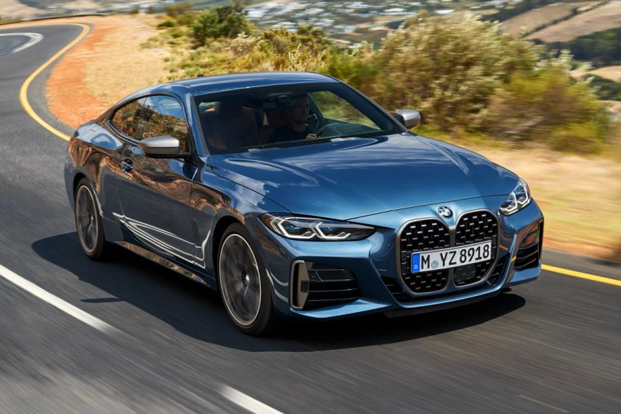 El nuevo BMW Serie 4 Coupé llega a Colombia. 7