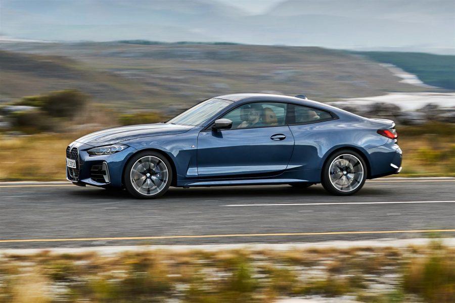 El nuevo BMW Serie 4 Coupé llega a Colombia. 5