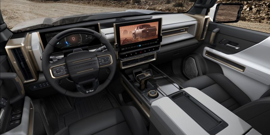 GMC Hummer EV: ¡Impresionante! 4