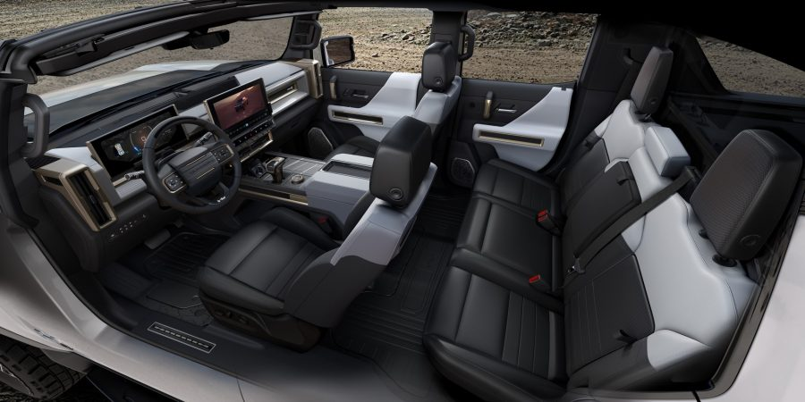 GMC Hummer EV: ¡Impresionante! 6