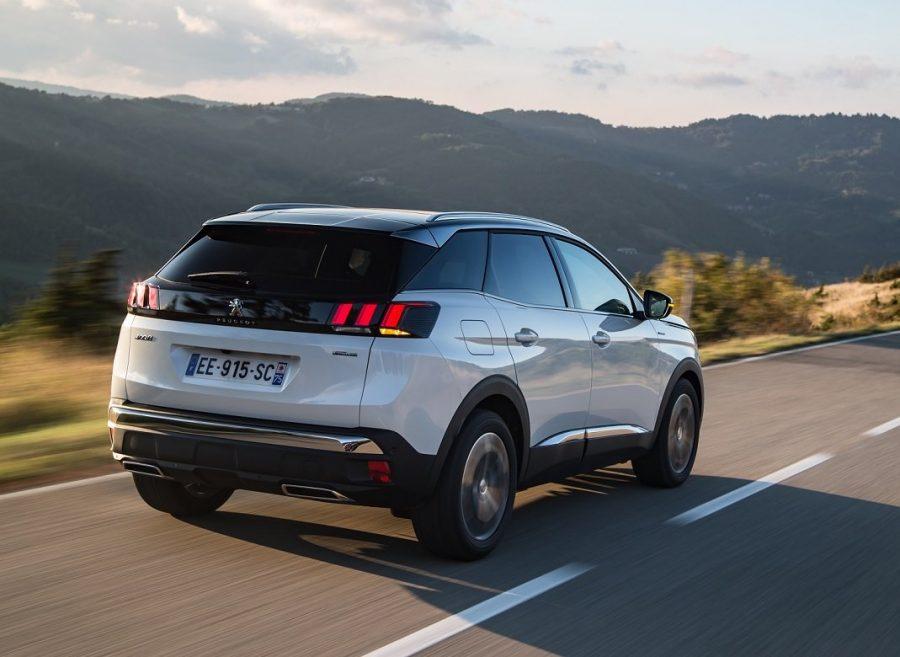 Inicia la preventa del Peugeot 2008 5