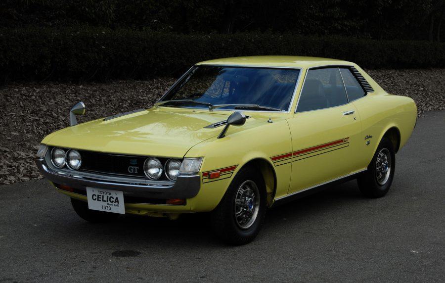 El Toyota Celica cumple 50 años 2