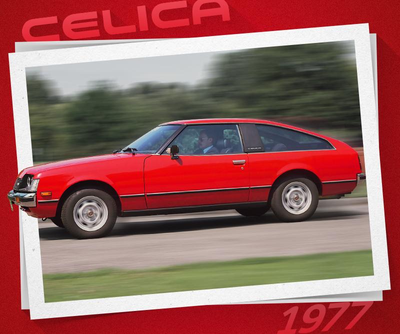 El Toyota Celica cumple 50 años 9