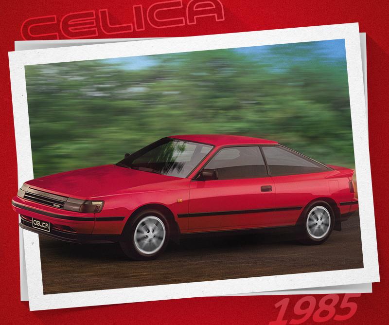 El Toyota Celica cumple 50 años 7