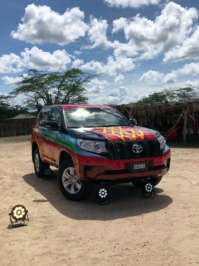 Toyota entrega páneles solares a comunidad Wayúu 4