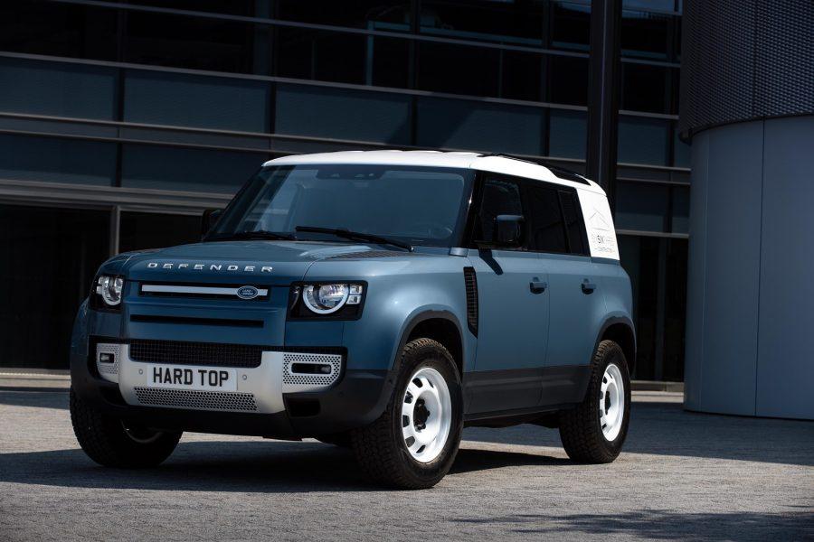 Tecnología aeroespacial para Jaguar-Land Rover 1