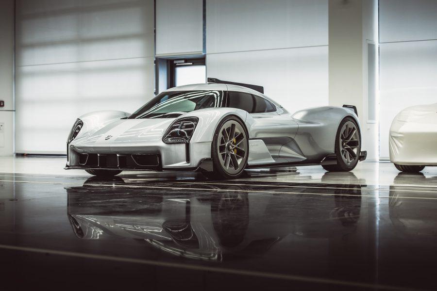 Los Porsche concept jamás vistos 5
