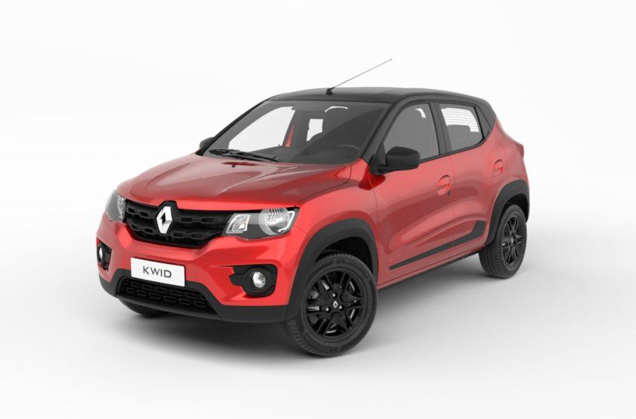 Iconic: nueva versión del Renault KWID 4