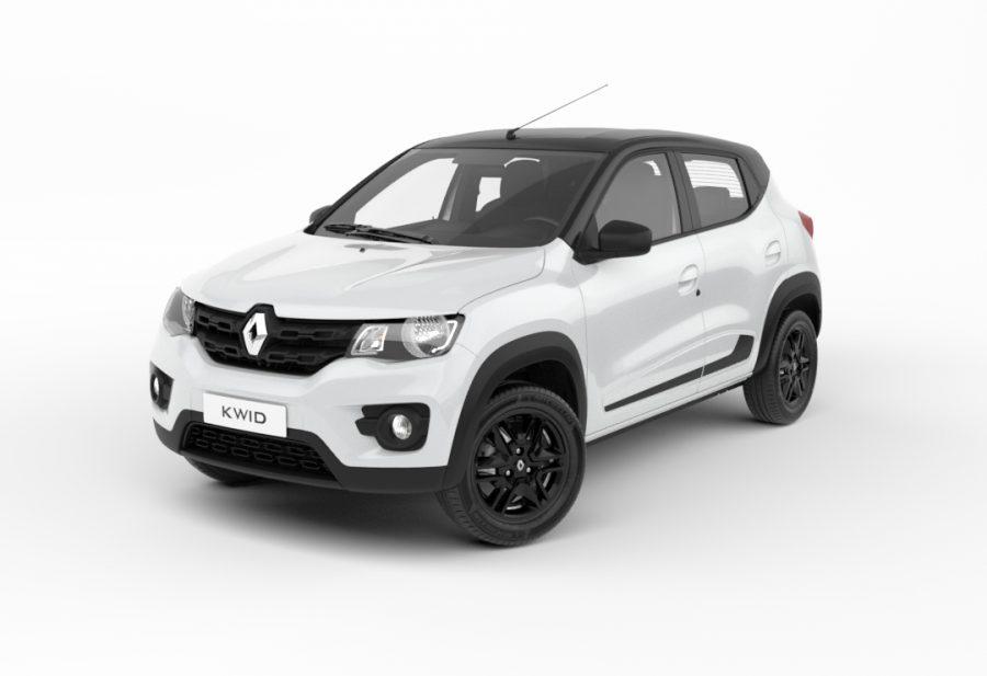 Iconic: nueva versión del Renault KWID 3