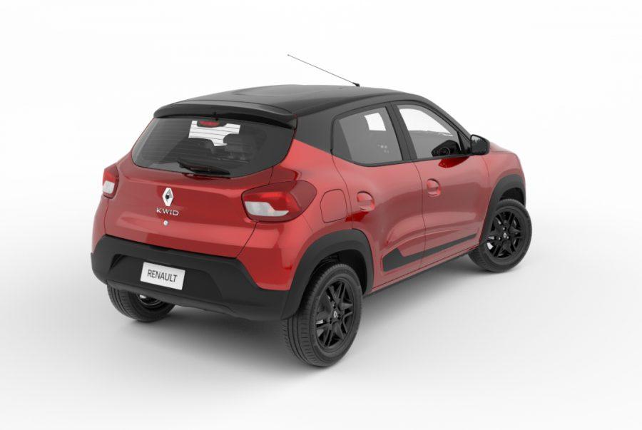 Iconic: nueva versión del Renault KWID 2