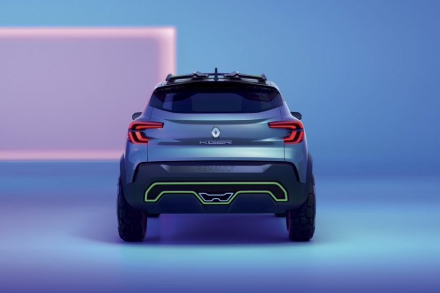 Renault presenta el Kiger Show-Car 2