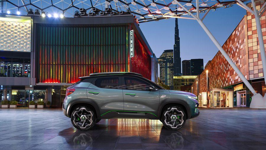 Renault presenta el Kiger Show-Car 3
