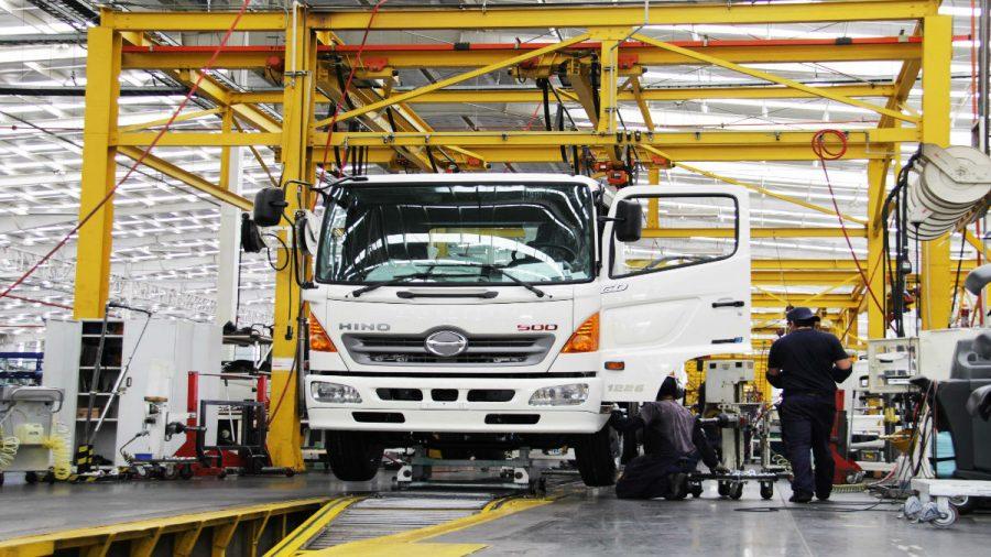 Alianza BYD-Hino para camiones eléctricos 2