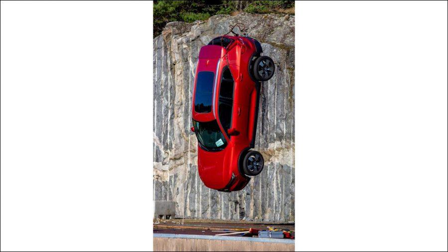 La grúa de Volvo 5