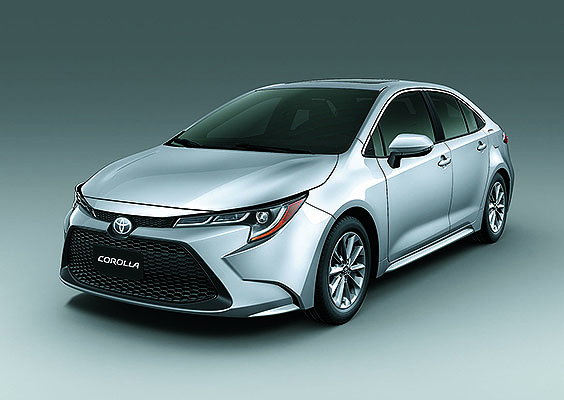 Automotores Toyota Colombia presenta el renovado Corolla 2020 1