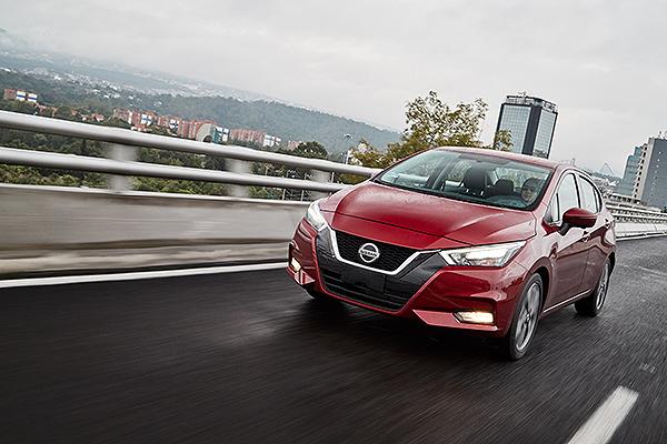 Un renovado Nissan Versa llega a Colombia