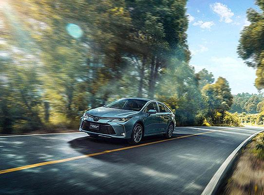 Toyota Corolla Híbrido rompe récord de ventas 1