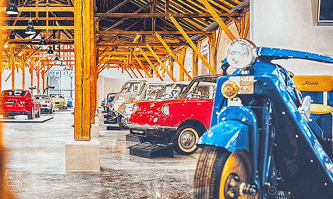 Mazda Motor Corporation cumple 100 años en el mundo 2