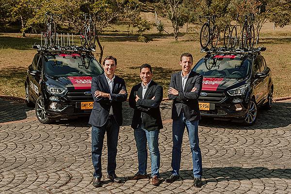 Ford Colombia y el Team INEOS: Inseparables 5