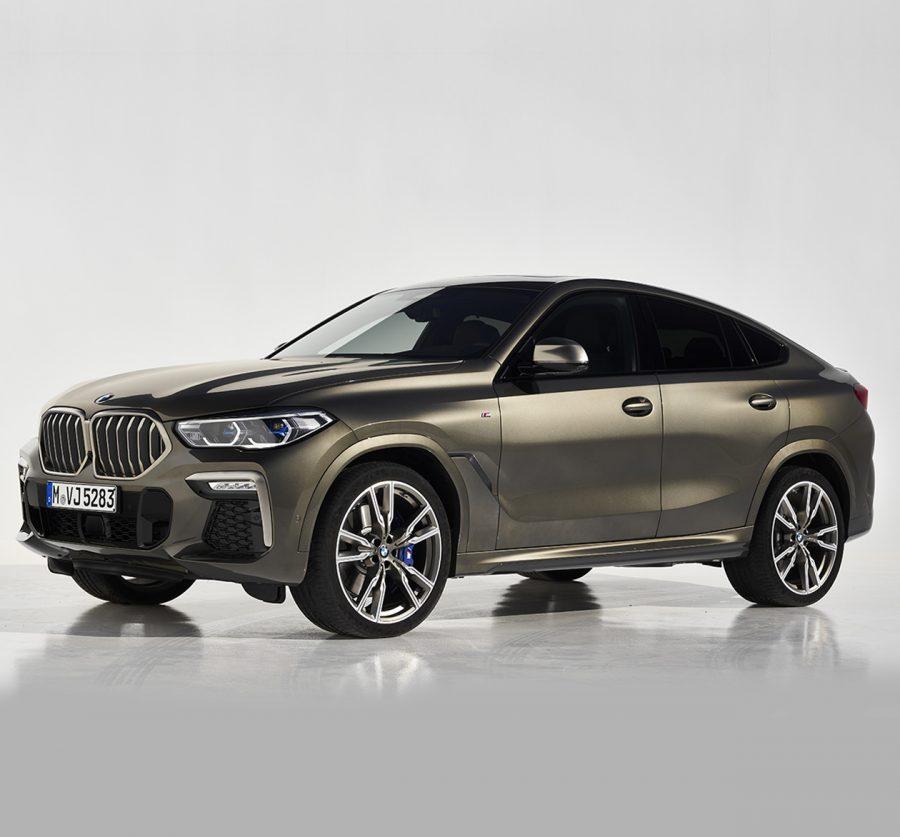 La nueva BMW X6 llega a Colombia 1