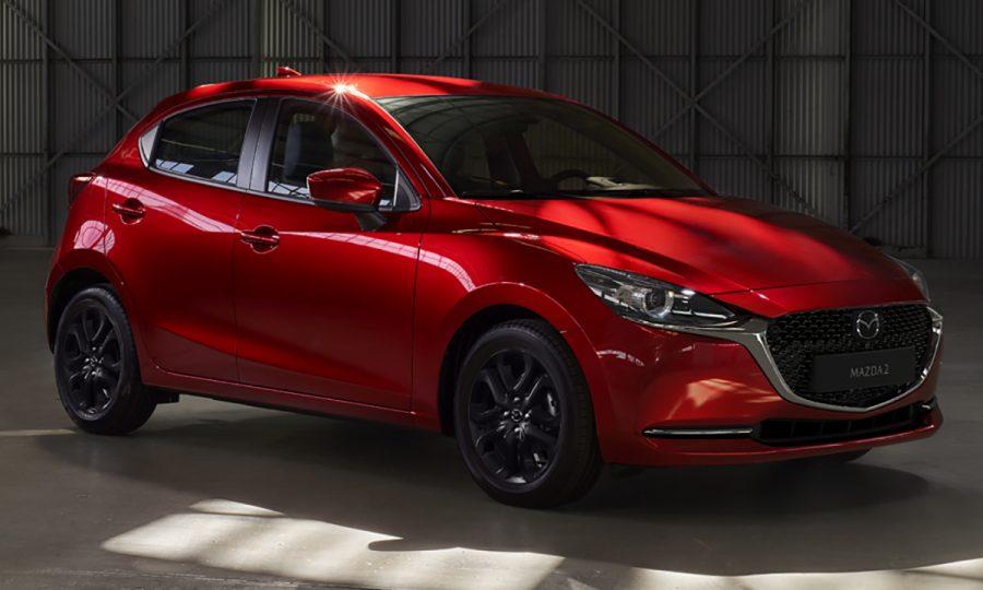 Mazda 2 2021: el compacto de talla mundial se renueva 1