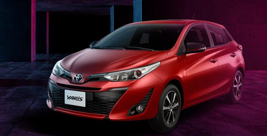 Llega el Toyota Yaris, primer compacto de la marca en el país 1