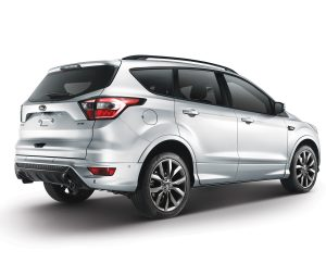 Ford Escape ST-Line: Actitud deportiva