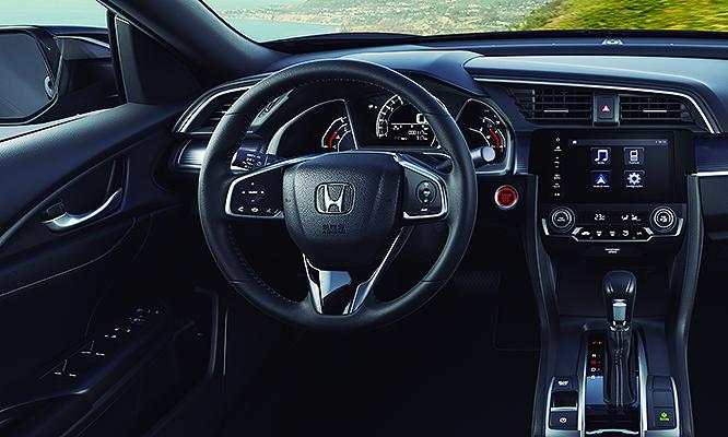 El emblemático Honda Civic, está de vuelta