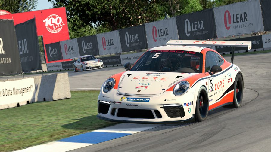 TAG Heuer será el patrocinador principal de la Porsche Esports Supercup 4