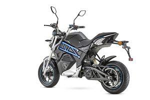 Auteco lanza la moto eléctrica Thunder 1500 51