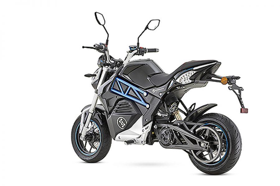 Auteco lanza la moto eléctrica Thunder 1500 1