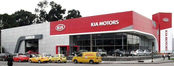 KIA entregará vehículos a la Cruz Roja Colombiana 1