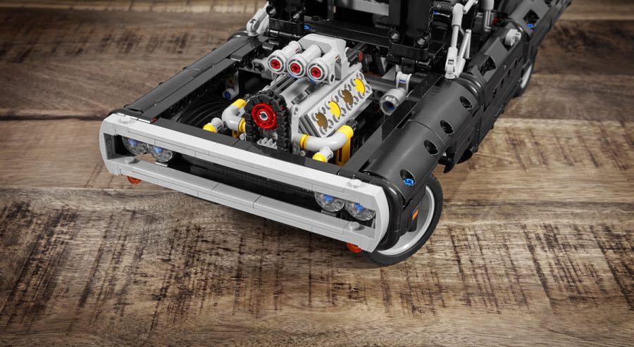 Lego tiene el Charger de Toretto