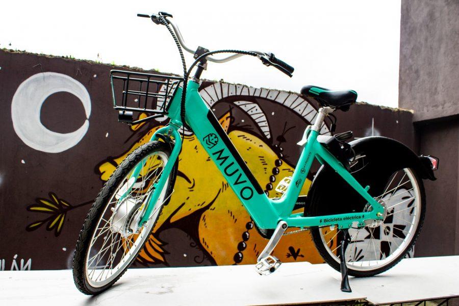 MUVO con recursos para más bicicletas eléctricas compartidas en Colombia