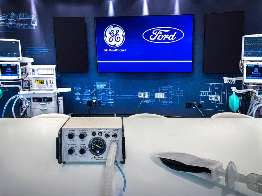 Ford producirá 50.000 ventiladores en los próximos 100 días