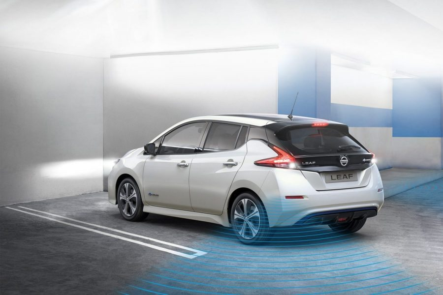 Nissan LEAF: un eléctrico de fácil mantenimiento