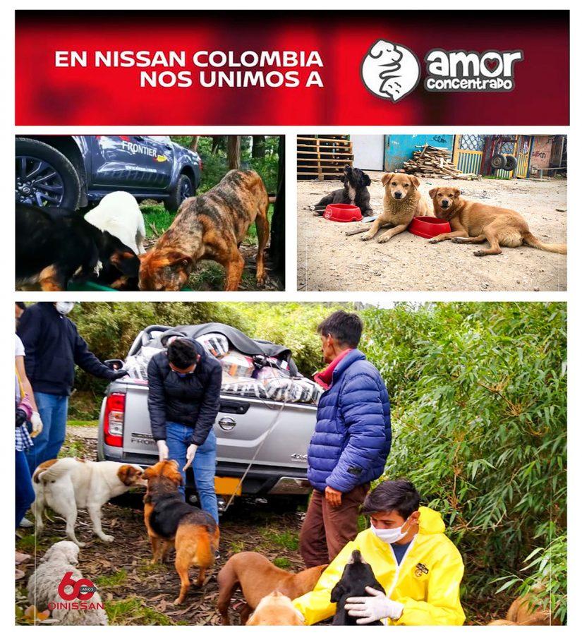 """Nissan Colombia impulsa la campaña """"Amor Concentrado"""""""