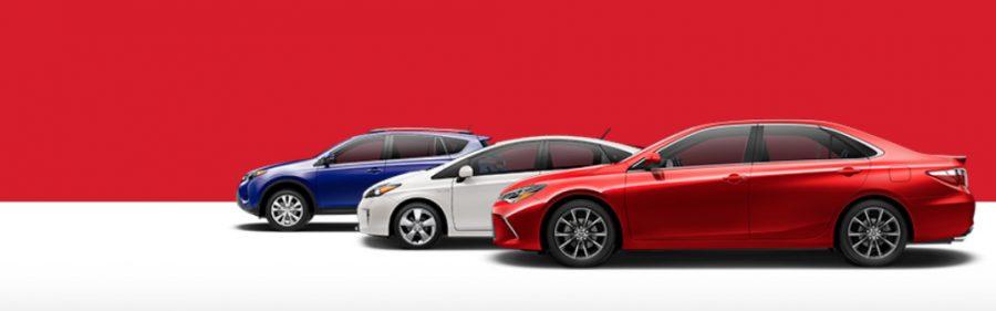 De dónde vienen los nombres de los modelos Toyota