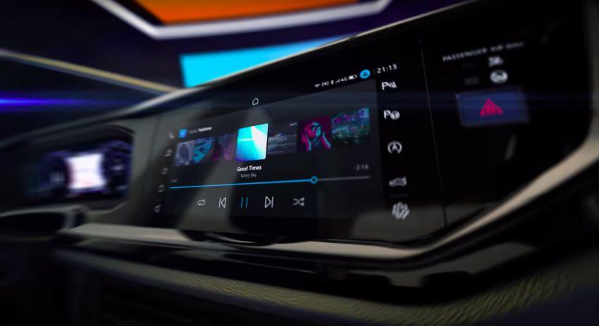 VW Play hará su estreno en el Nivus