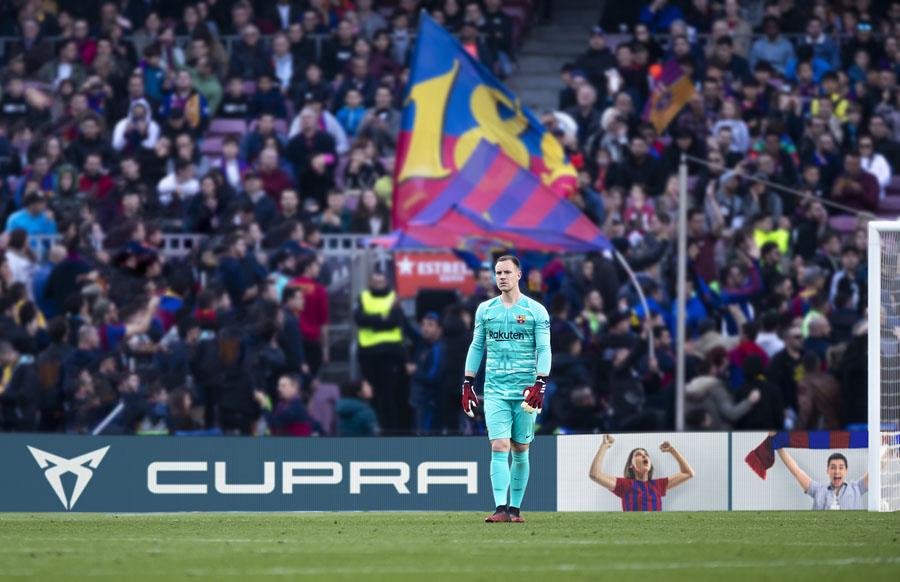 Cupra invita a animar al Barcelona FC
