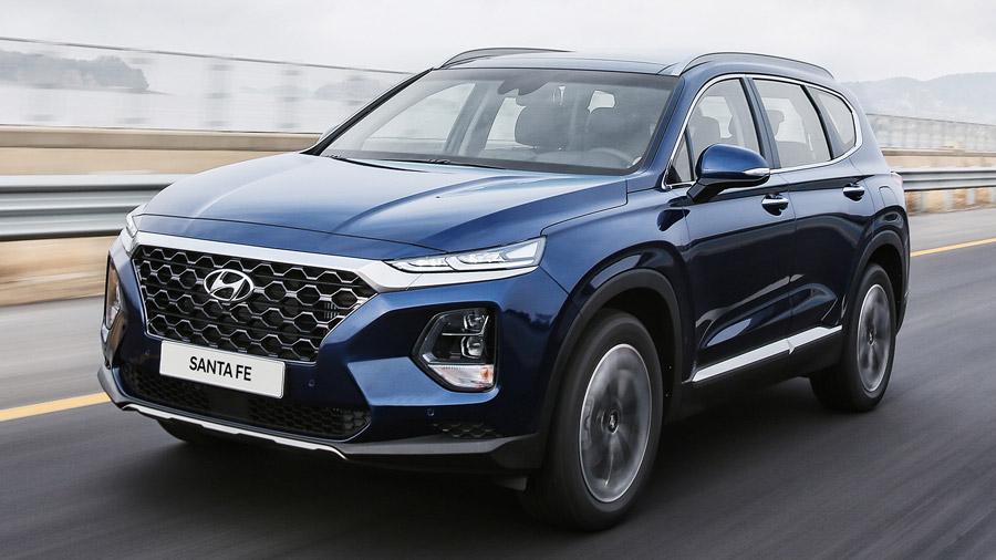 La Hyundai Santa Fe cumple 20 años 1