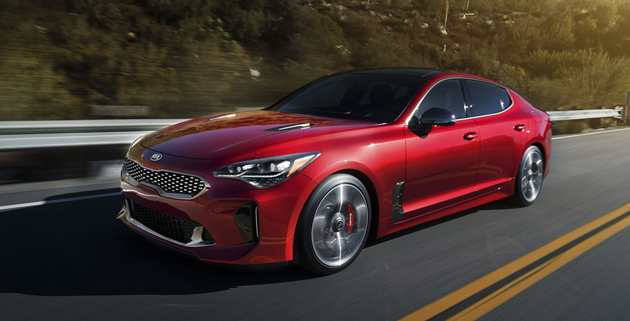 El Kia Stinger sigue vivo 1