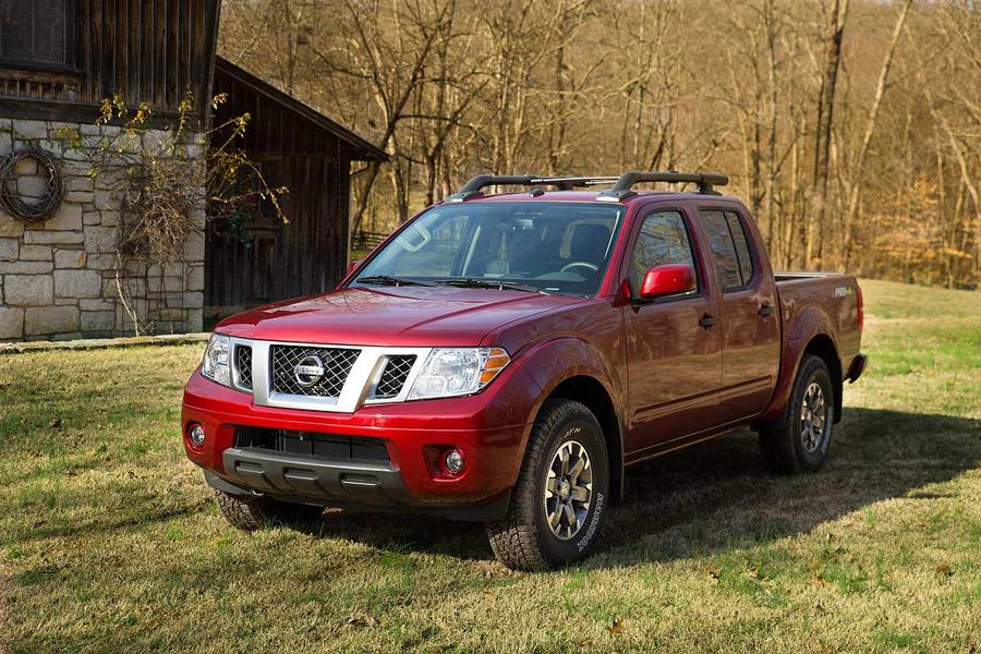 Nissan USA estrena motor en su Frontier 1