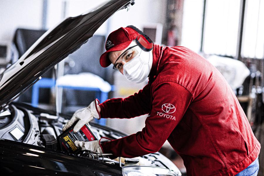 Ford y Toyota reinician operaciones en Colombia