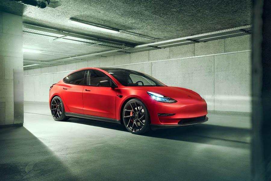 Tesla rompe la bolsa