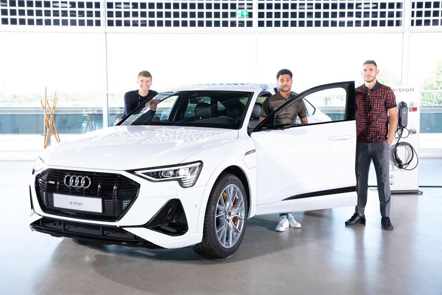 Audi le pone ´corriente´al Bayern 1