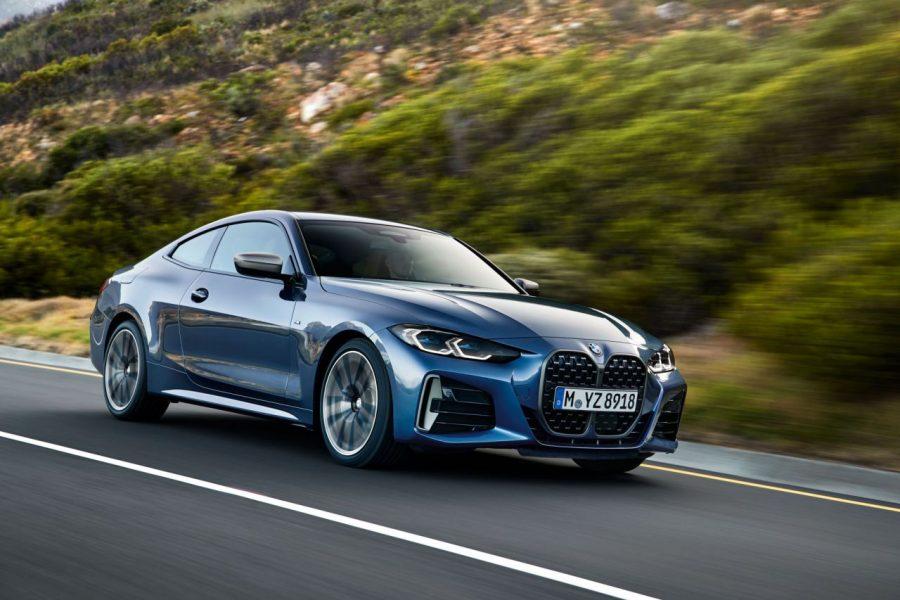 El nuevo BMW Serie 4 Coupé llega a Colombia. 1