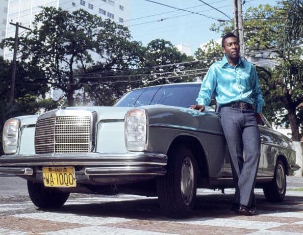 Los autos de O Rei Pele 1