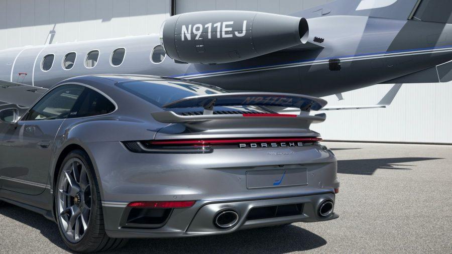 Porsche y Embraer: elegancia en tierra y aire 1